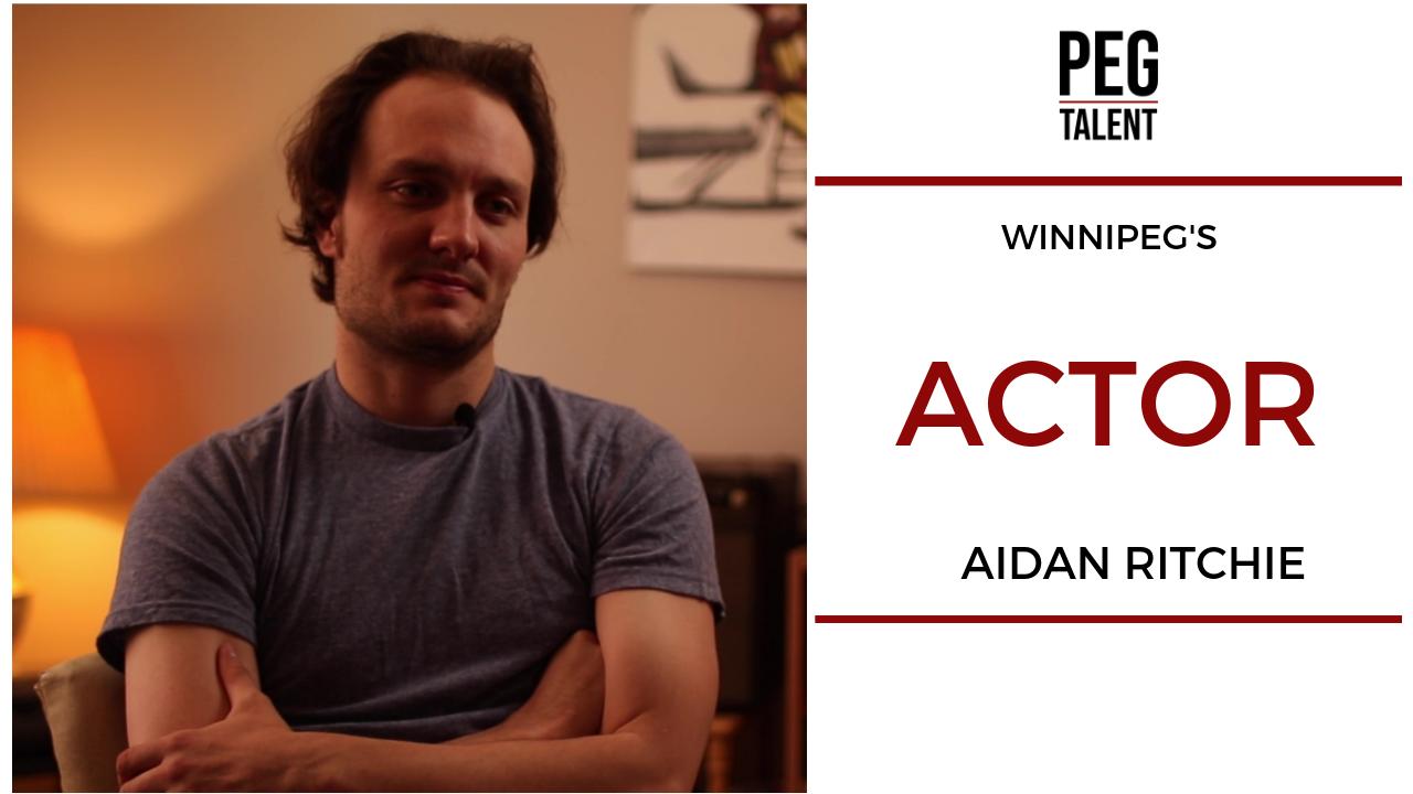 Peg Talent Thumbnail for Aiden Ritchie | Winnipeg Actor