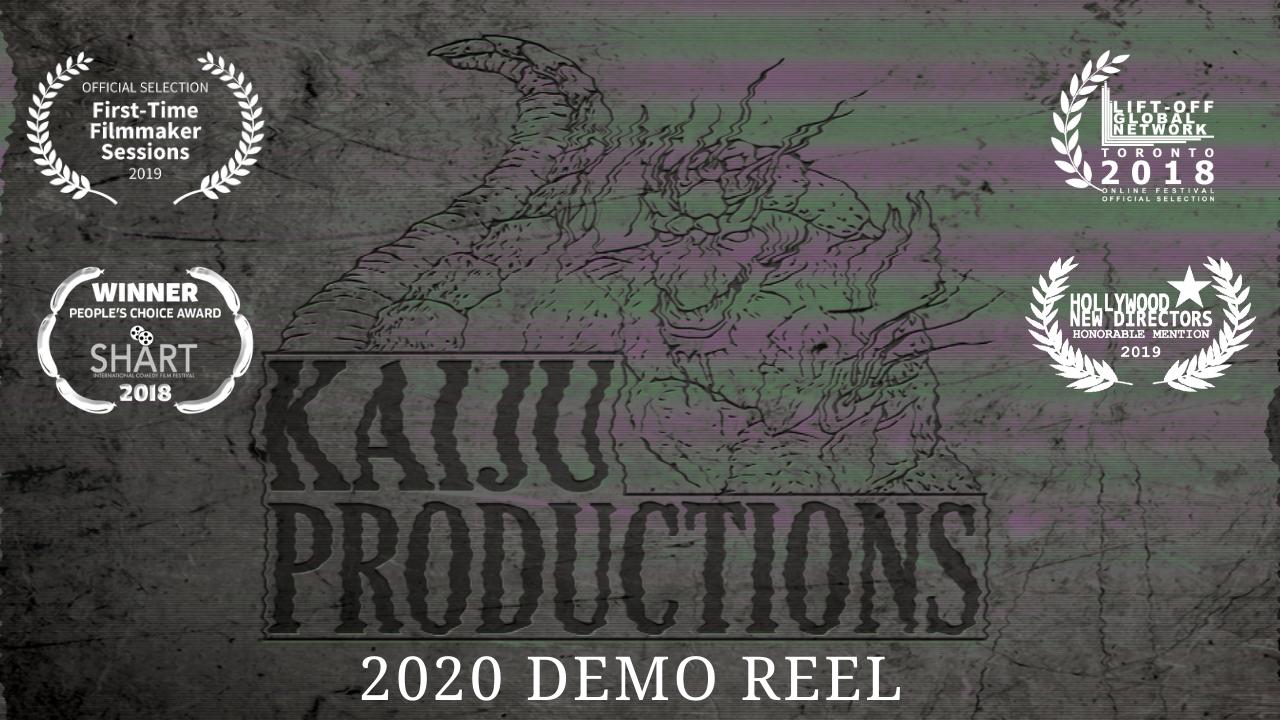 2020 Demo Reel Thumbnail