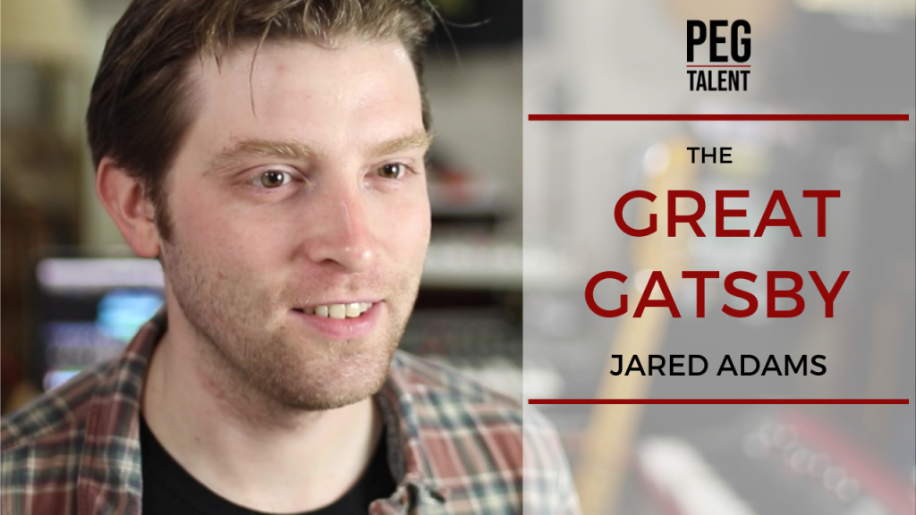 Peg Talent Thumbnail for Jared Adams