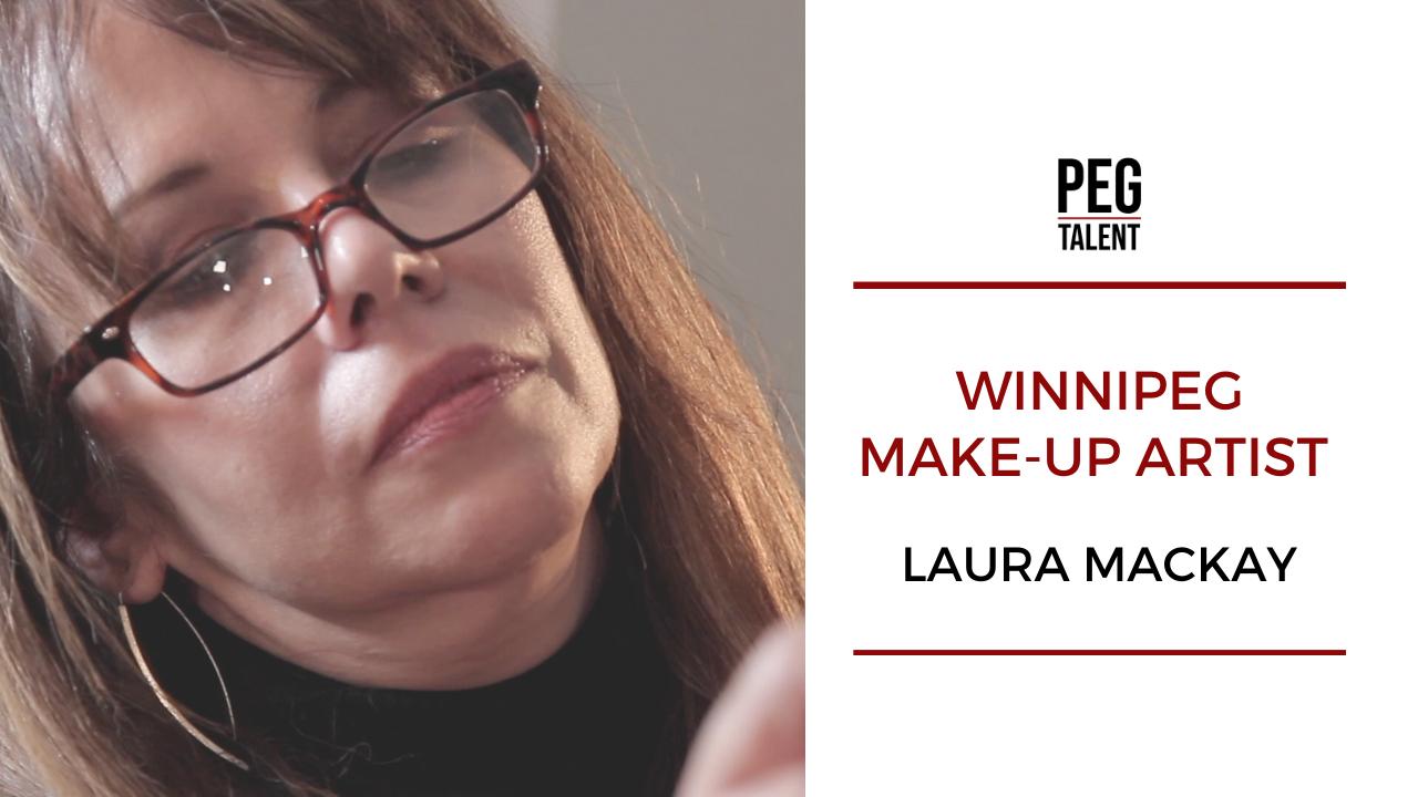Peg Talent Thumbnail for Laura Mackay | Winnipeg Make-Up Artist