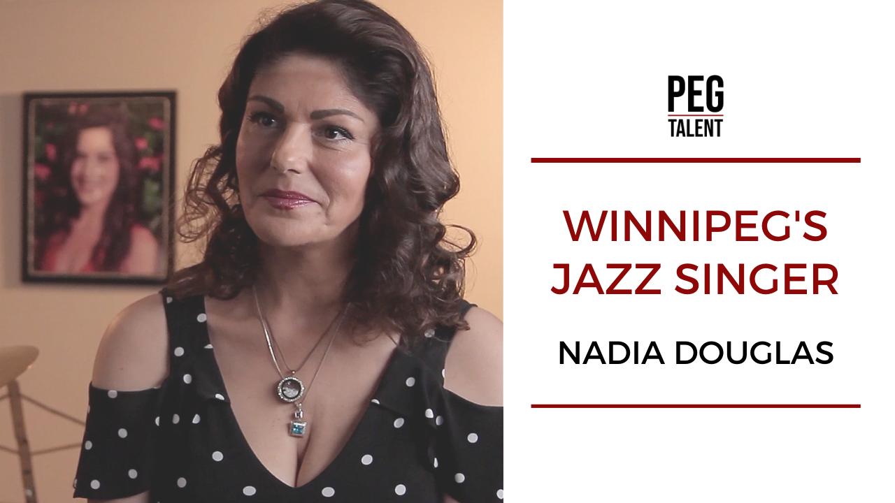 Peg Talent thumbnail for Nadia Douglas | Winnipeg Jazz Singer
