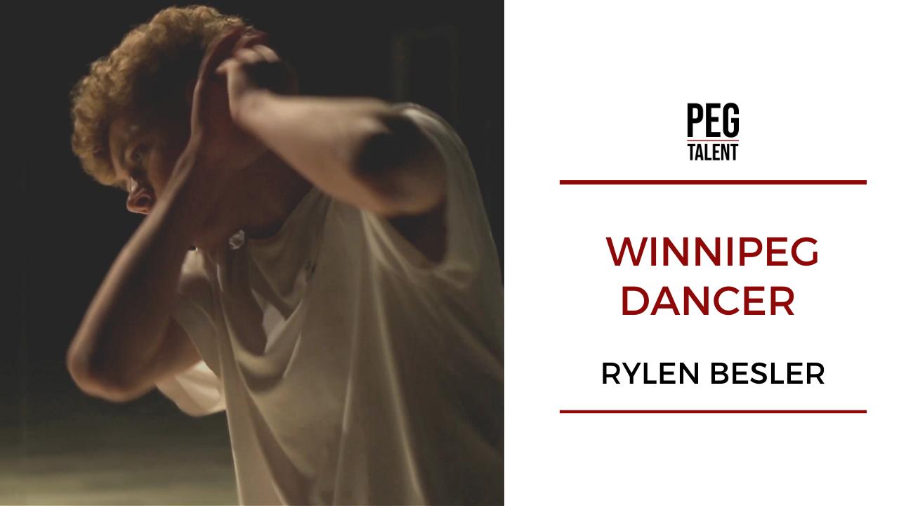 Peg Talent Thumbnail for Rylen Besler | Winnipeg Dancer