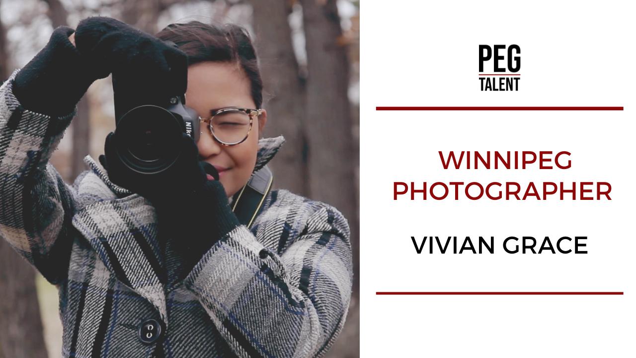 Peg Talent Thumbnail for Vivian Grace | Winnipeg Photographer